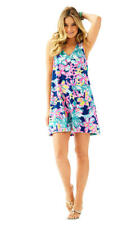 NWOT Lilly Pulitzer - Blythe Swing Dress - Casa Azul - XL