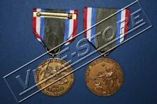 MARINE CORPS CUBAN PACIFICATION MEDAL (1906-1909) Full Size (REPRO) (1088)