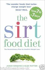 The Sirt Food Diet Cook Book Healthy Eating Weight Loss Nutrition Recipes Lean