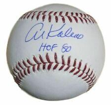 New ListingAl Kaline Autographed/Signed Detroit Tigers Oml Baseball Hof Jsa 11922
