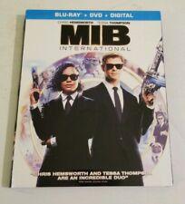 MIB International, (Blu-ray/DVD/Digital,2019)