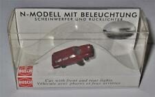 N Scale Model Train Accessory - Busch N 5691 - Front & Rear Lights - VW Passat