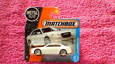 Matchbox (UK Card) - 2017 - #22 '15 Chrysler 300 - White