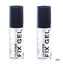2 x Stargazer Fix Gel Face Body Primer Glue Fixing Loose  Glitter Eyeshadow Dust