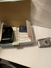 Canon PowerShot SD630 Digital ELPH 6.0 MP Camera SILVER  Tested With Case & Box