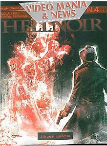 HELLNOIR VOL 4.STIRPE MALEDETTA.SERGIO BONELLI EDITORE