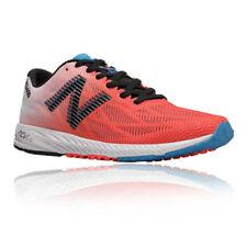 Scarpe da ginnastica arancione New Balance sintetico per donna