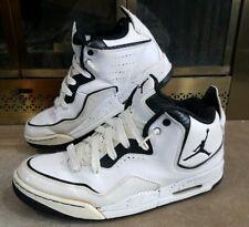 Nike Jordan Courtside 23 GS Mid Cut Trainer Shoes White 453980-110 Mens Size 9