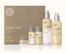 [Ship from USA] The Face Shop Mango Seed Skincare SET (Total 5pcs)