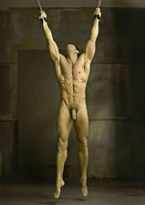 ZOPT83 high quality 100% hand painted NUDE MALE ART OIL PAINTING ON CANVAS
