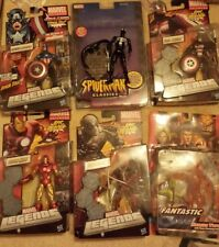 Marvel Legends Lote Deadpool Spiderman Iron Man Epic Heroes Capitán América F4