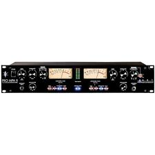 ART Pro Audio MPA II 2-Channel Tube Microphone PreAmp - Open Box