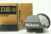 [MINT in Box] Nikon Eye Level Finder DE-2 for F3 w/ Rubber Cup from JAPAN 148