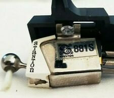 Stanton 881S Testina e Puntina Con Shell Pioneer Hi-fi Vintage giradischi vinile