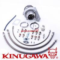"Kinugawa GTX Ball Bearing  3"" Turbo GTX2860R For Nissan Skyline RB20DET RB25DET"