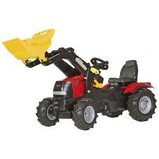 Rolly Toys Case Puma CVX 225 mit Frontlader mit Luftbereifung Traktor Tretttrak