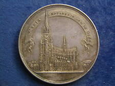 Silbermedaille o.J. (um 1850) v.Zimpel Domes in Linz. Firmungsmedaille  W/18/481
