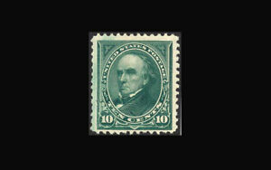 US Stamp Mint, VF/XF S#258 Jumbo Margins with very fresh color, mint no gum with
