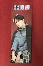 GOT7 Eyes on You Taiwan Promo Bookmarker card (JACKSON Ver.)