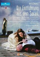 Mozart Entfuhrung Aus Dem Serail (C Major 709108) [DVD] [2012] [NTSC]