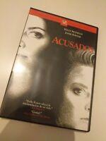 Dvd  Acusados con jodie foster y k .Macgillis