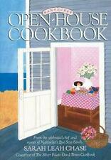 Nantucket Open-house Cook Book, Chase, Sarah Leah, Very Good Book