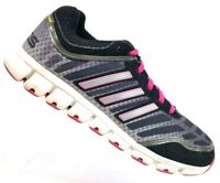 Adidas Clima Cool Black/Pink Running Training Athletic Shoes G66662 Women's 8