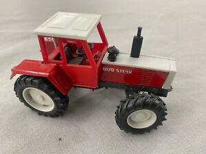 Steyr 8160 Modell Yaxon  1:43 nicht bespielt Traktor