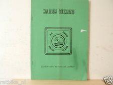 JARNO NIEUWS CLUBORGAAN MOTORCLUB JARNO DERDE JAARGANG NO 6 1975