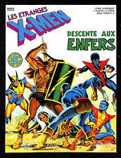 LES ÉTRANGES X-MEN N° 1- NEUF -1995 G/F- DESCENTE aux ENFERS - FDP 0€  LE 2È VOL