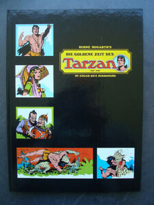 Die goldene Zeit des Tarzan, 1941-1942 – Burne Hogarth, Hethke 1979