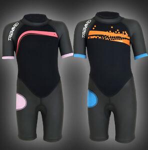 Kinder Shorty Neoprenanzug Tauchanzug Schwimmanzug Surfanzug Neo  85 bis 155 NEU