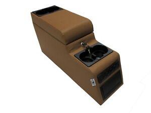 Rampage 31517 Locking Center Console Fits 76-95 CJ5 CJ7 Wrangler (YJ)