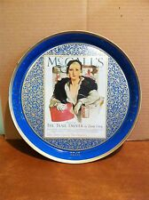 Antique Vintage 1931 McCall's Magazine Cover Tin Metal Serving Tray Platter