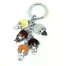 New Vampire Knight KeyChain Cosplay Key Chain Hanging Drop Decorations
