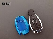 HIGH GLOSS ABS HARDSHELL PROTECTIVE CASE FOR MERCEDES-BENZ 3 BUTTON KEY FOB C E