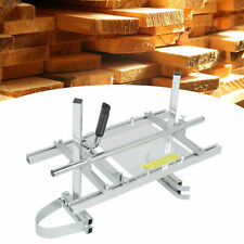 Portable Chainsaw Mill 20 30 Chain Saw Mill Aluminum Steel Planking Lumber
