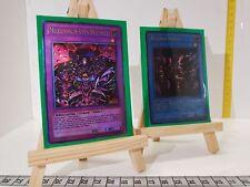YuGiOh Orica Millenium - Eyes Restrict Holo Götter Costum Super Yu-Gi-Oh!