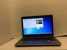 HP 840 G1. Intel Core i5 4200u. Great unit! Fresh install of Win 7 Pro.
