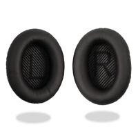 Ohr Kissen Kit für Bose QuietComfort 35 QC35 Kopfhörer Ersatz Pads Abdeckungen