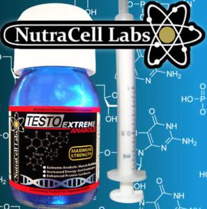 Testo Anabolic Extreme l Anabolic Legal Testosterone Booster