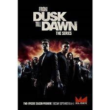 From Dusk Till Dawn: The Series - Season Three 3 (DVD, 2017, 3-Disc Set)