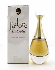 Jadore L'absolu 2.5 oz.Eau de Parfum Absolue Spray by Christian Dior New DamgBox