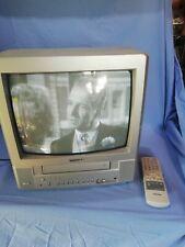 TV/Vhs Portátil Toshiba VT-1400 Combo.