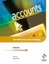 Introductory Accounting Tutorial (AAT Diploma Pathway) By David Cox, Michael Fa