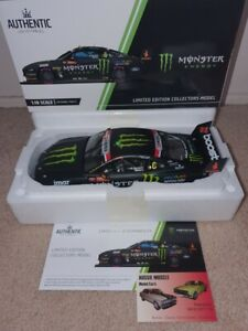 1:18 Authentic FPR Mustang GT Monster #6 Cam Waters 2020 Bathurst Pole Winner