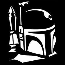 Star Wars Boba Fett Vinyl Decal Sticker Car Truck Window**buy 2, get 1 free