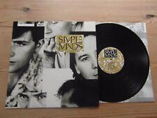 Simple MINDS-Once Upon a Time-grande Audio-ORIG UK-EX VINILE LP 1985