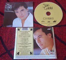 JUAN GABRIEL ** Con Mariachi (DE AMERICA) ** VERY SCARCE 1996 Mexican Press CD