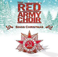 THE RED ARMY CHOIR - SINGS CHRISTMAS- CD